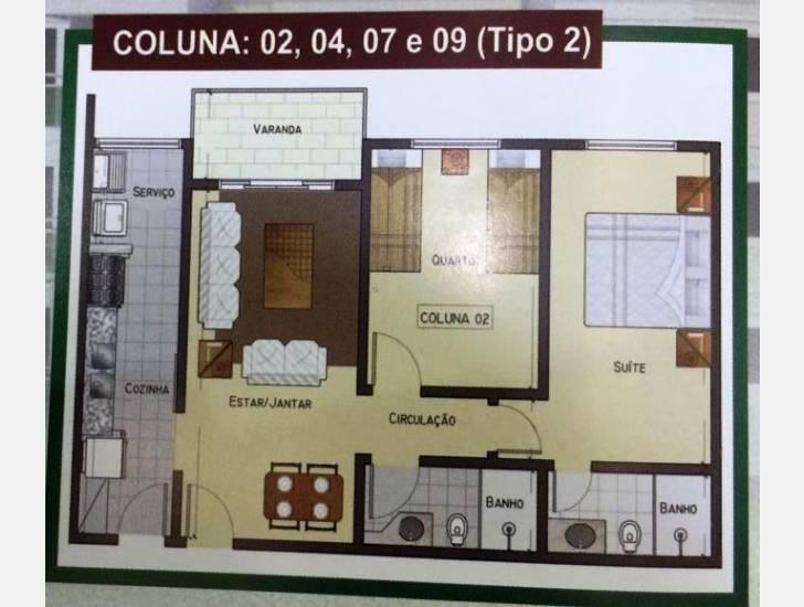 Apartamento à venda em Ermitage, Teresópolis - RJ - Foto 2