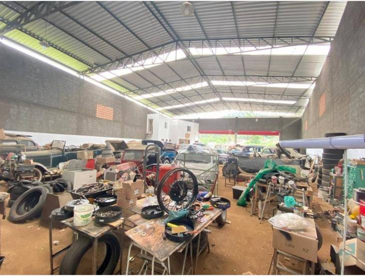 Galpão à venda em Albuquerque, Teresópolis - RJ - Foto 3