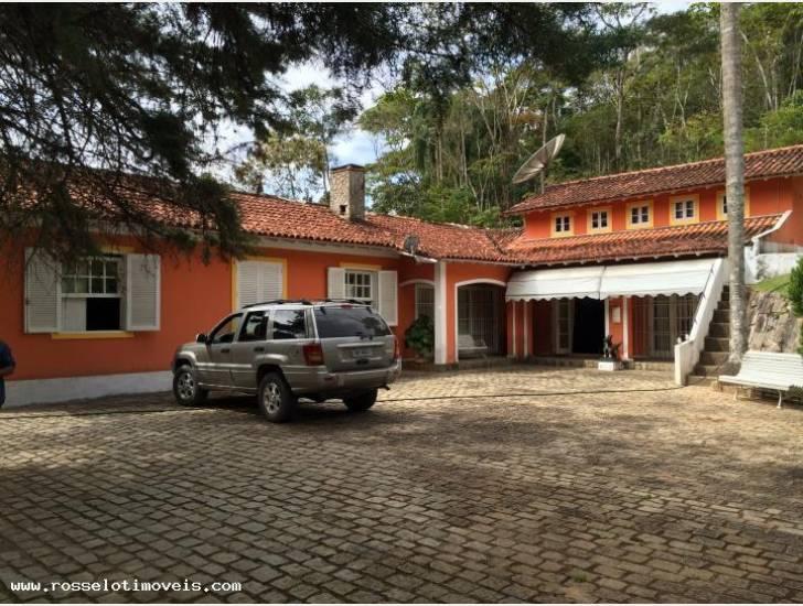 Fazenda / Sítio à venda em Pessegueiros, Teresópolis - RJ - Foto 2